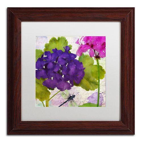 Trademark Fine Art Gaia I Framed Wall Art