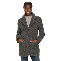 Women's MO-KA Faux-Wool Coat