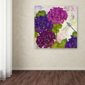 Trademark Fine Art Gaia II Canvas Wall Art