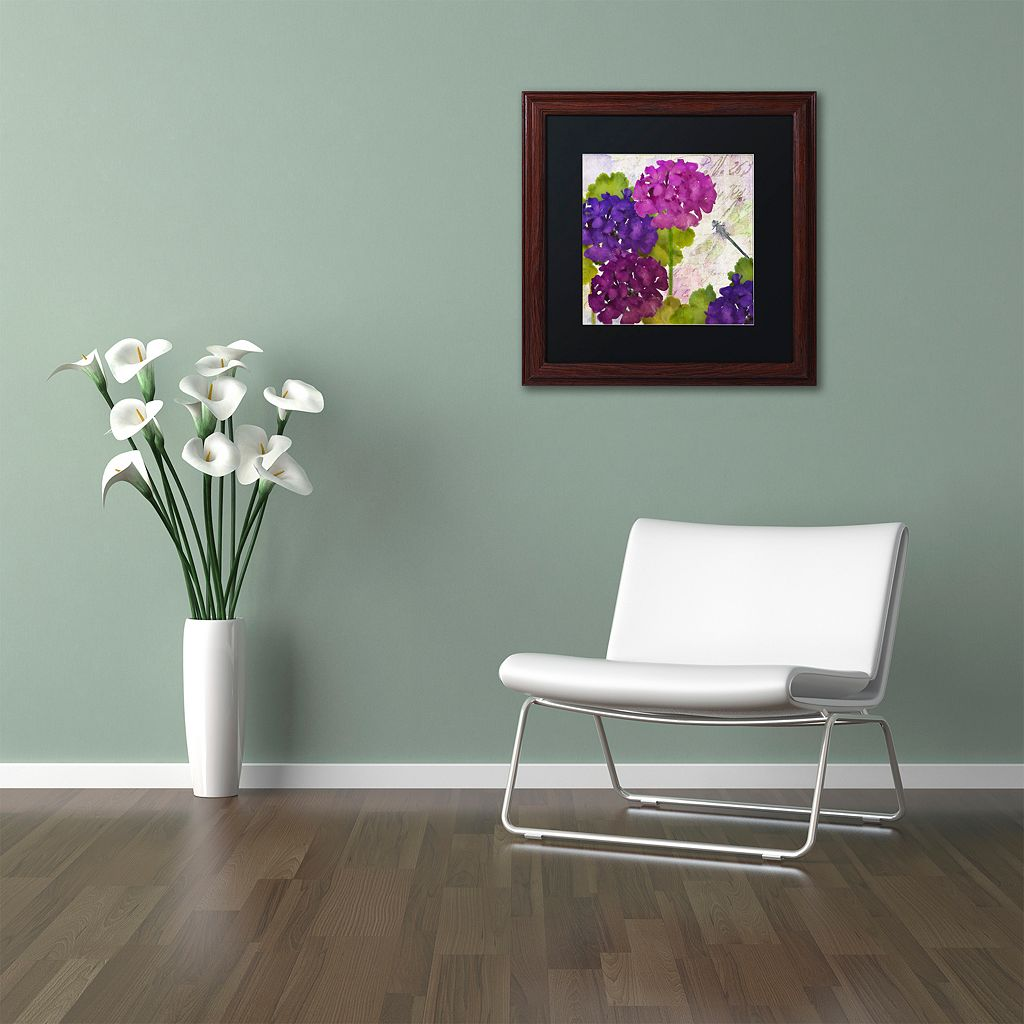 Trademark Fine Art Gaia II Framed Wall Art