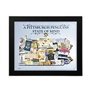 Pittsburgh Penguins State of Mind Framed Wall Art