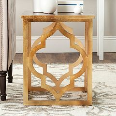 Safavieh Milo Trellis Motif End Table