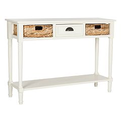 Safavieh Christa 3-Drawer Console Table