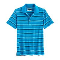 Boys 8-20 PGA Tour Airflux Striped Golf Polo