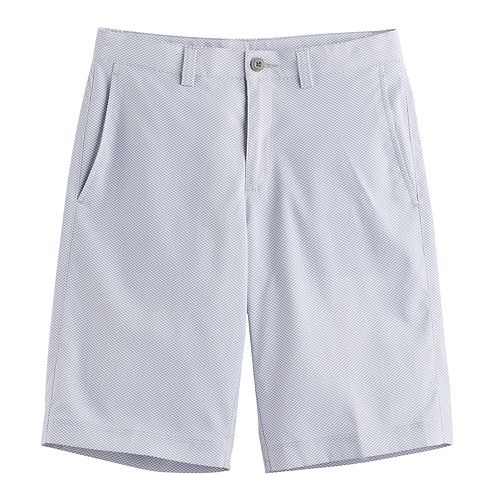 Boys 8-20 PGA Tour Birdseye Flat-Front Golf Shorts