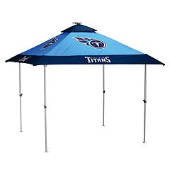 Logo Brand Tennessee Titans Pagoda Tent