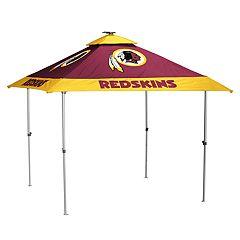Logo Brand Washington Redskins Pagoda Tent