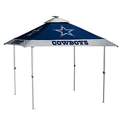 Logo Brand Dallas Cowboys Pagoda Tent