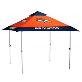 Logo Brand Denver Broncos Pagoda Tent