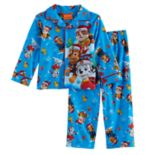 Toddler Boy Paw Patrol 2-pc. Snow & Sleds Rubble, Marshall & Chase Pajama Set
