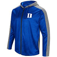Men's Campus Heritage Duke Blue Devils Sleet Full-Zip Hoodie