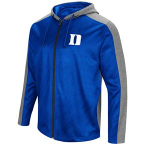 Men's Campus Heritage Duke Blue Devils Sleet Full-Zip Hoodie