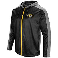 Men's Campus Heritage Missouri Tigers Sleet Full-Zip Hoodie
