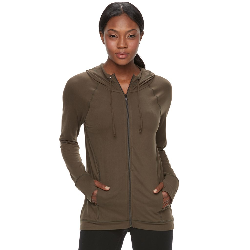 Women's Tek Gear® Jersey Jacket
