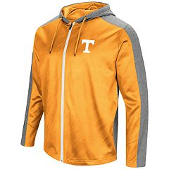 Men's Campus Heritage Tennessee Volunteers Sleet Full-Zip Hoodie