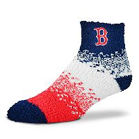 Women's For Bare Feet Boston Red Sox Marquee Sleep Socks