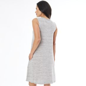 Women's AB Studio Textured Shift Dress