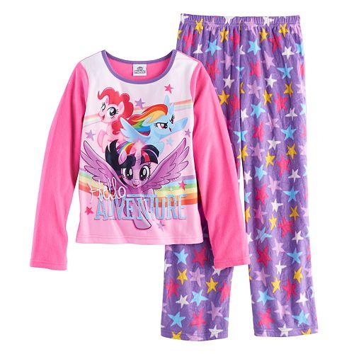Girls 4-8 My Little Pony Rainbow Dash, Pinkie Pie & Twilight Sparkle