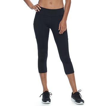 Women's Tek Gear® Performance Pocket Capri Leggings