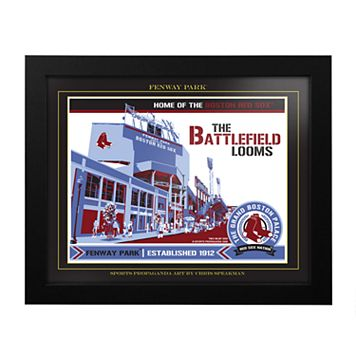 Boston Red Sox Fenway Park Framed Wall Art