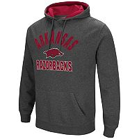 Men's Campus Heritage Arkansas Razorbacks Pullover Hoodie