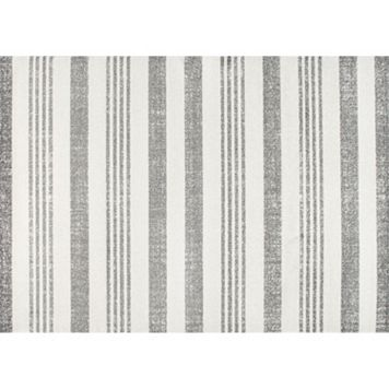 nuLOOM Plymouth Kelsi Striped Rug Runner - 2'8'' x 8'