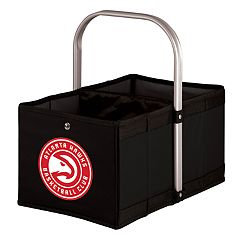 Picnic Time Atlanta Hawks Urban Folding Picnic Basket