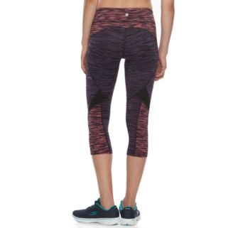 Women's Tek Gear® Performance Colorblocked Capris