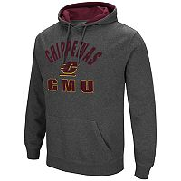 Men's Campus Heritage Central Michigan Chippewas Pullover Hoodie