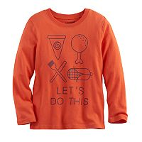 Baby Boy Jumping Beans® Thanksgiving Softest Graphic Tee