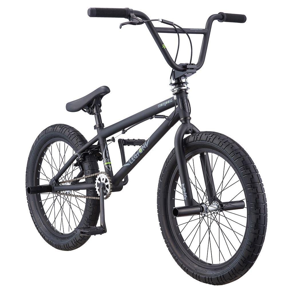 Youth Mongoose 20-Inch Legion L20 BMX Bike