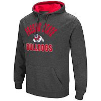 Men's Campus Heritage Fresno State Bulldogs Pullover Hoodie