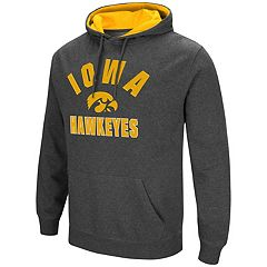 Men's Campus Heritage Iowa Hawkeyes Pullover Hoodie