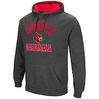 Men's Campus Heritage Louisville Cardinals Pullover Hoodie