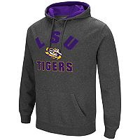Men's Campus Heritage LSU Tigers Pullover Hoodie