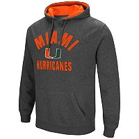 Men's Campus Heritage Miami Hurricanes Pullover Hoodie