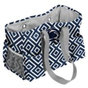 Logo Brand Penn State Nittany Lions Quatrefoil Junior Caddy Tote