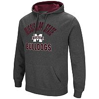 Men's Campus Heritage Mississippi State Bulldogs Pullover Hoodie