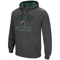 Men's Campus Heritage Michigan State Spartans Pullover Hoodie