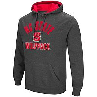 Men's Campus Heritage North Carolina State Wolfpack Pullover Hoodie