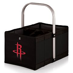 Picnic Time Houston Rockets Urban Folding Picnic Basket