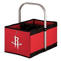 Picnic Time Houston Rockets Urban Folding Picnic Basket