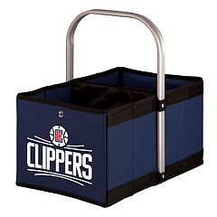 Picnic Time Los Angeles Clippers Urban Folding Picnic Basket