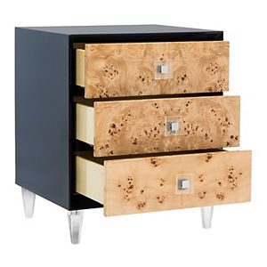 Safavieh Couture 3-Drawer End Table