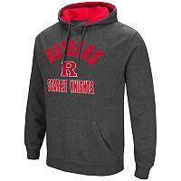 Men's Campus Heritage Rutgers Scarlet Knights Pullover Hoodie