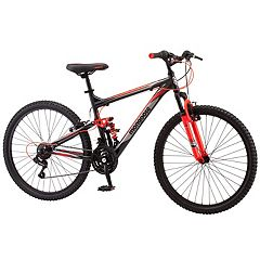 Men's Mongoose Status 2.2 26-Inch Mountain Bike