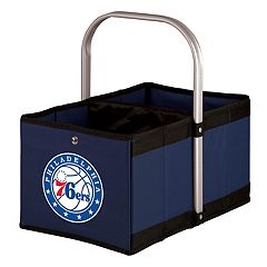 Picnic Time Philadelphia 76ers Urban Folding Picnic Basket