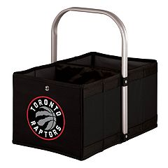Picnic Time Toronto Raptors Urban Folding Picnic Basket