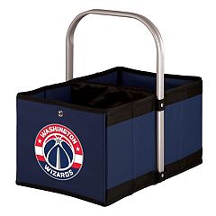 Picnic Time Washington Wizards Urban Folding Picnic Basket