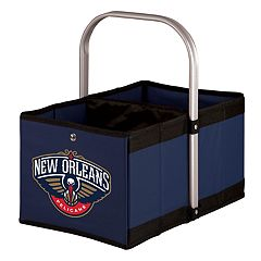 Picnic Time New Orleans Pelicans Urban Folding Picnic Basket